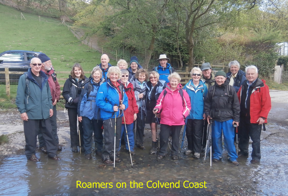 Roamers on the Colvend Coast pic