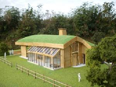 ecovillage building pic